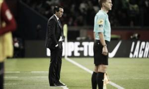 """Unai Emery comenta polêmica entre Neymar e Cavani: """"Não quero que seja um problema"""""""