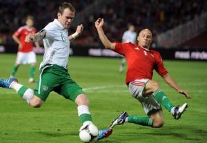Hungary 0-0 Republic of Ireland