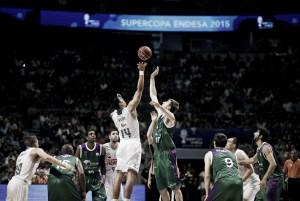 Unicaja - Real Madrid: partido de liga pensando en los playoffs