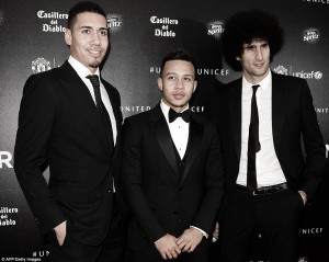 Manchester United UNICEF dinner raises record £230,000
