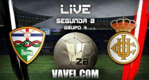 Trival Valderas - Real Unión en directo online