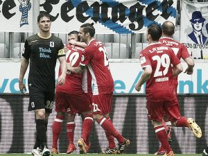 1860 München 0-3 1. FC Union Berlin: Deadly Polter helps Union to three points