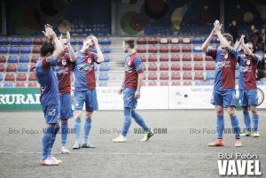 Club Deportivo Guijuelo - Unión Popular de Langreo: tres puntos muy valiosos
