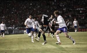 Nueva derrota y eliminación de la Copa