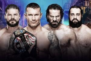 Randy Orton (c) vs. Bobby Roode vs. Jinder Mahal vs. Rusev: Buscando al nuevo monarca americano