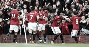 Premier League - Doppio Rashford, lo United supera il Liverpool e si prende il secondo posto (2-1)