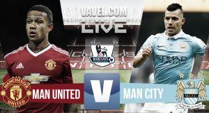 Resultado Manchester United vs Manchester City en la Premier League 2015 (0-0): un derbi descafeinado por el miedo