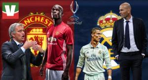 Man United - Real Madrid: Mou sfida il suo passato e vuole la prima Supercoppa Europea