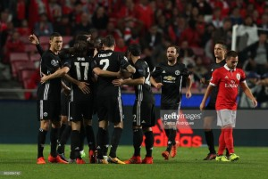 Benfica 0-1 Manchester United: Player ratings as Mourinho's men scrape by