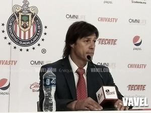 """Matías Almeyda: """"A Galindo lo elegí por su calidad, no por ser mi yerno"""""""