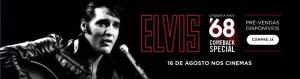 'Elvis 68 – Comeback Special'chega às salas da Cinemark para sessão única