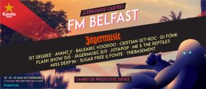 FM Belfast y una decena de Djs de Jägermusic cierran el cartel del Low Festival