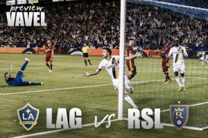 Audi 2016 MLS Cup Playoffs: Real Salt Lake visits LA Galaxy in knockout match