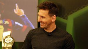 """Messi: """"Aquí soy feliz"""""""