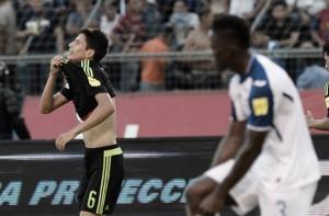Jürgen Damm contento por su presente futbolístico