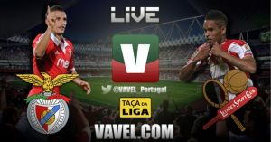 Benfica vs Leixões en vivo y en directo online