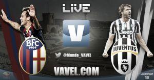 Bologna vs Juventus en vivo y en directo online