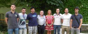 El Atlético Astorga presenta a su cuerpo técnico