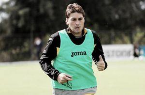 """Rafael García: """"No he tenido el mejor rendimiento pero trabajo para lograrlo"""""""