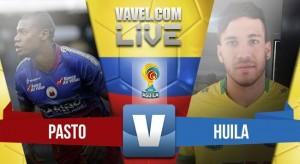 Deportivo Pasto derrota bien a Atlético Huila