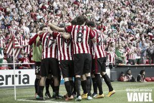Athletic - Sevilla: puntuaciones del Athletic, jornada 11