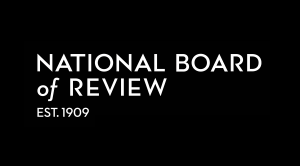 Y los ganadores de los premios National Board of Review de Nueva York son...
