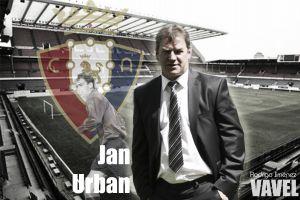 Jan Urban, nuevo entrenador de Osasuna