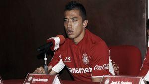 """Fernando Uribe:""""Es un orgullo llegar a un equipo grande como Toluca"""""""