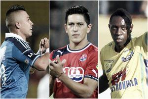 ¿Quién será el goleador de la fase de todos contra todos?