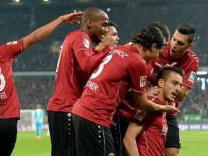 Hannover 1-0 Koln: Joselu strikes early to send Die Roten into top four