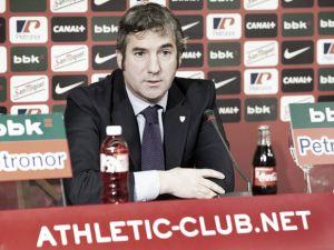 """Urrutia: """"Nuestro objetivo es estar en competición europea después del parón"""""""