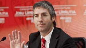 """Urrutia: """"Es probable que el Athletic dispute el primer partido en Anoeta"""""""
