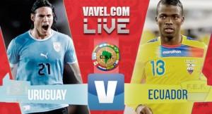 Resultado Ecuador - Uruguay en Eliminatorias (2-1)