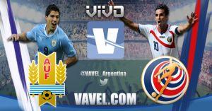 Partido Uruguay - Costa Rica