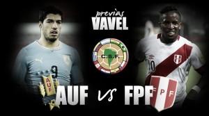 Uruguay - Perú: Confirmar el gran momento - el deseo del batacazo