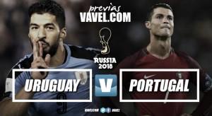 Uruguay - Portugal: la sólida garra charrúa ante el individualismo de Cristiano