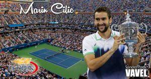 US Open 2014: Cilic - Nishikori