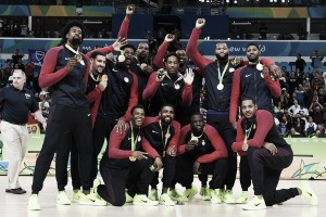 Rio 2016: USA dominates Serbia in men's basksetball to win gold medal