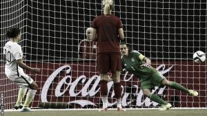 USA 2-0 Germany: The USA through to World Cup final after victory over Germans