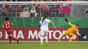 Mundial Femenino Sub-20: cuartos de final