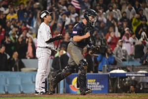 World Baseball Classic: USA advances to final with tense win over Japan