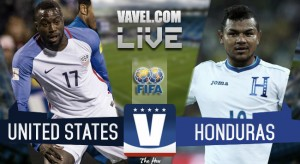 USA vs Honduras Live Stream Score Commentary of World Cup Qualification (6-0)