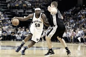 NBA Playoffs - Orgoglio Memphis, e San Antonio si inchina (105-94)