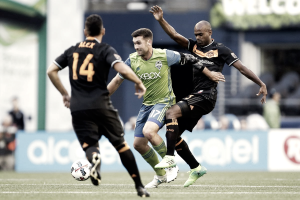 Seattle Sounders travel to Houston for the First Leg of the Western Conference Championship
