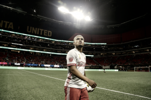 Josef Martinez wins Alcatel MLS Player of the Month for September