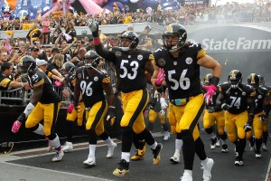 Pittsburgh Steelers name their 53-man roster