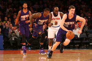 Phoenix Suns Take Down New York Knicks At The Garden