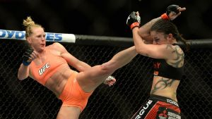 UFC Fight Night San Diego Inks Holly Holm vs Marion Reneau
