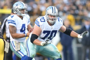 Zack Martin becomes highest paid guard in NFL history