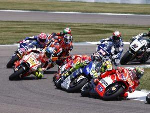 MotoGP Indianapolis: ancora Marquez, orgoglio Rossi e Dovizioso
